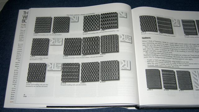The Weaving Book - Inside